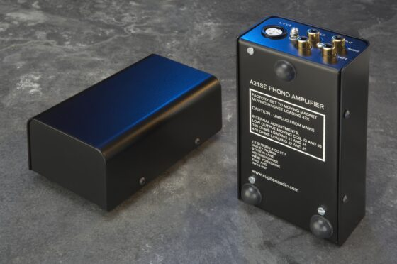> Sugden Audio A21SE Stage Two MM/MC Phono Amplifier