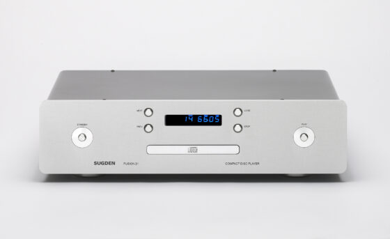 > Sugden Audio Fusion 21 Precision Compact Disc Player