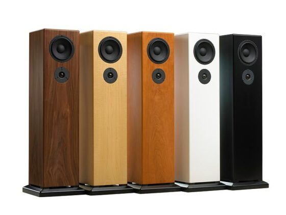 > Sugden Audio LS21 Floor Standing Loudspeakers