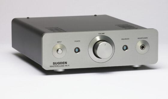 > Sugden Audio Masterclass HA-4 Pure Class 'A' Headphone Amplifier