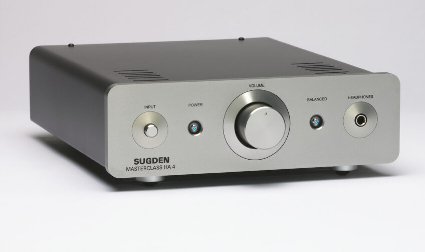 > Sugden Audio Masterclass HA-4 Pure Class 'A' Headphone Amplifier