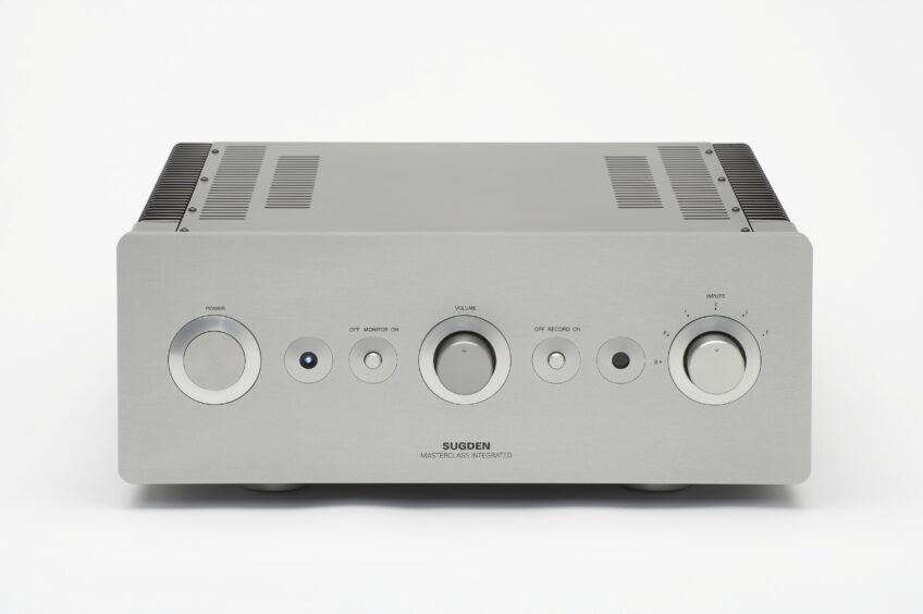 > Sugden Audio Masterclass IA-4 Pure Class 'A' Integrated Amplifier