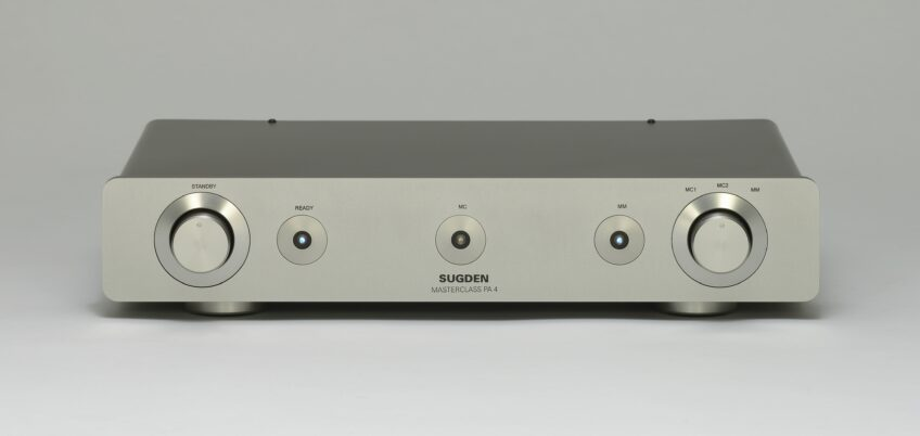 > Sugden Audio Masterclass PA-4 Class 'A' Phono Amplifier