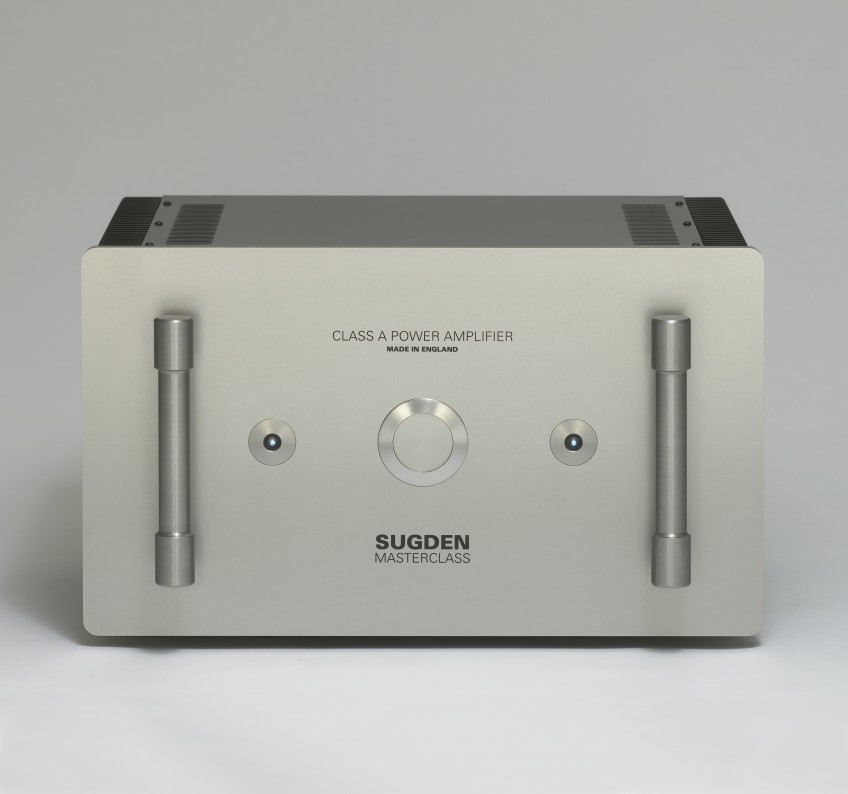 > Sugden Audio Masterclass SPA-4 Pure Class 'A' Stereo Power Amplifier