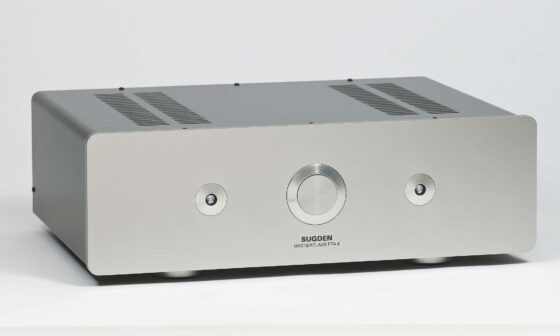> Masterclass FPA-4 Pure Class 'A' Stereo Power Amplifier