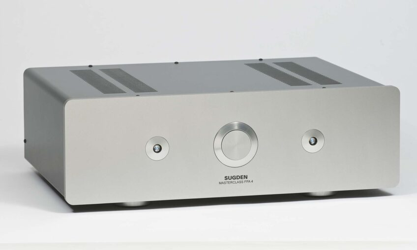 > Sugden Audio Masterclass FPA-4 Pure Class 'A' Stereo Power Amplifier