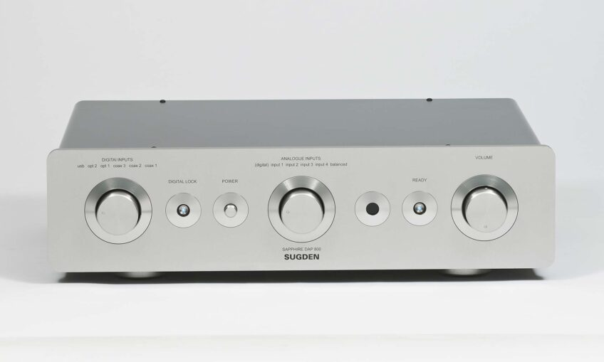 > Sugden Audio Sapphire DAP-800 Digital Analogue Pre-Amplifier