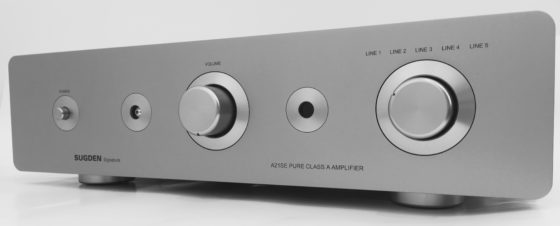 > Sugden Audio A21SE Signature Pure Class 'A' Line Amplifier