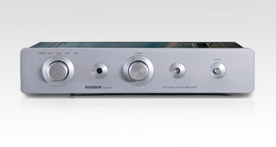 > Sugden Audio A21 Signature Pure Class 'A' Integrated Amplifier