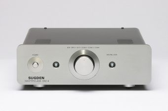 > Sugden Audio Masterclass DAC-4 24/96 Digital-to-Analogue Converter