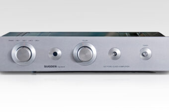 > Sugden Audio A21a Signature Pure Class 'A' Integrated Amplifier