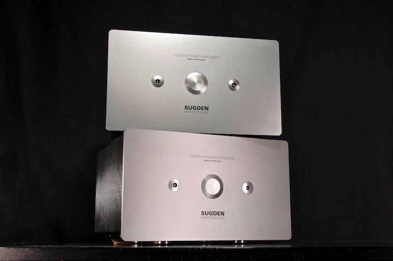 > Sugden Audio Masterclass MPA-4 Class 'A' Symmetrical Balanced Monaural Power Amplifiers