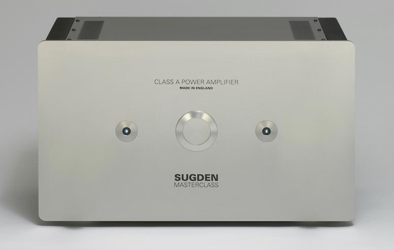 > Sugden Audio Masterclass SPA-4 Pure Class 'A' Stereo Power Amplifier