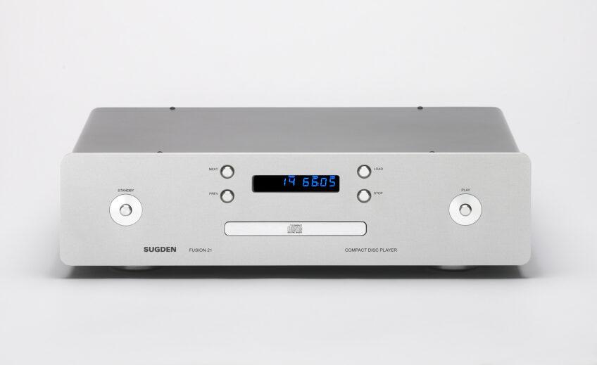 > Sugden Audio Fusion 21 Precision Compact Disc Player