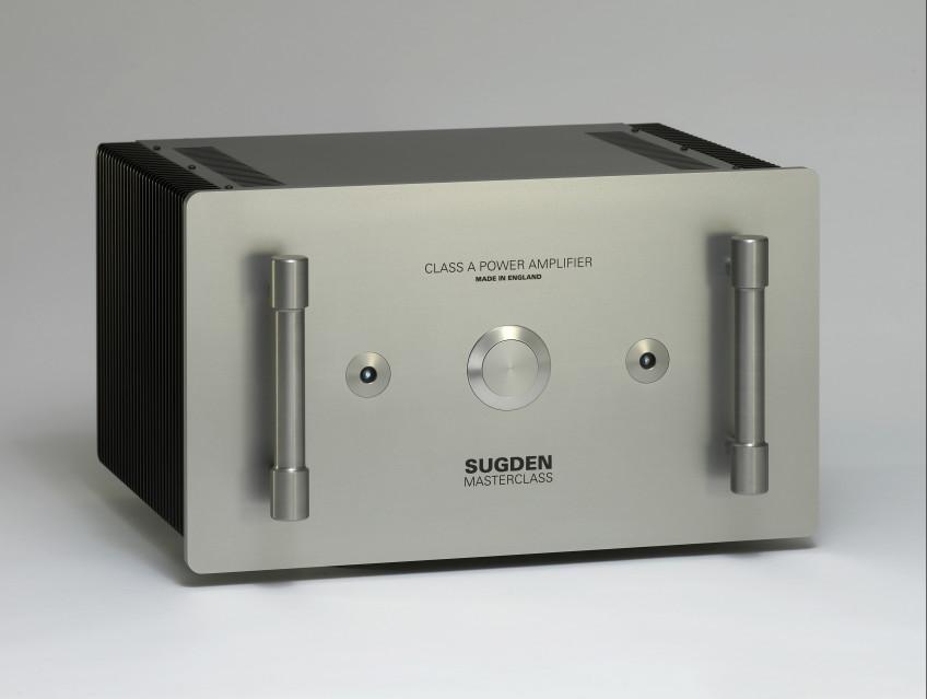 > Sugden Audio Masterclass MPA-4 Class 'A' Symmetrical Balanced Mono Power Amplifiers