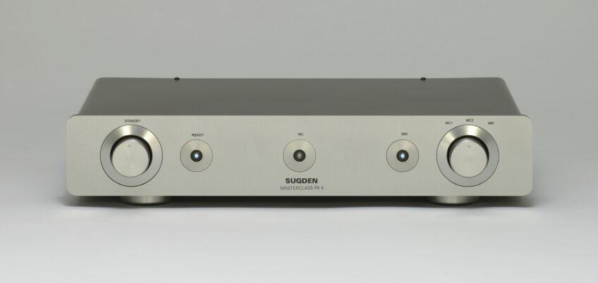> Sugden Audio Masterclass PA-4 Class 'A' Phono Amplifier