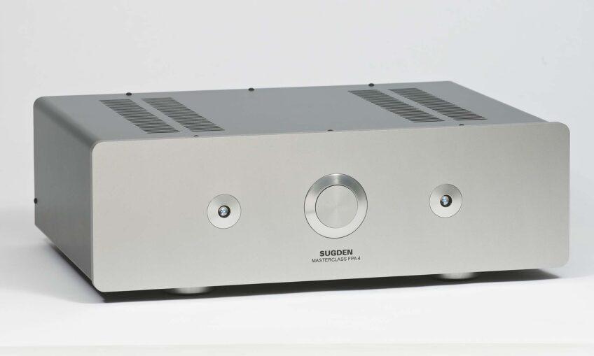> Sugden Audio Masterclass FPA-4 Pure Class 'A' Stereo Power Amplifier