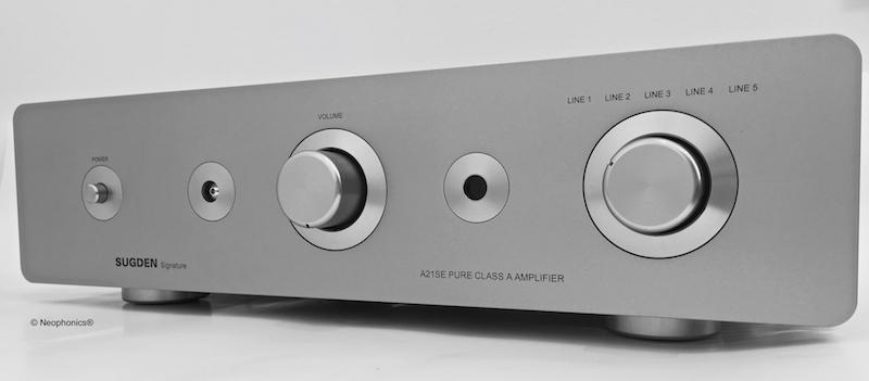 > Sugden Audio A21SE Signature Pure Class 'A' Line Amplifier