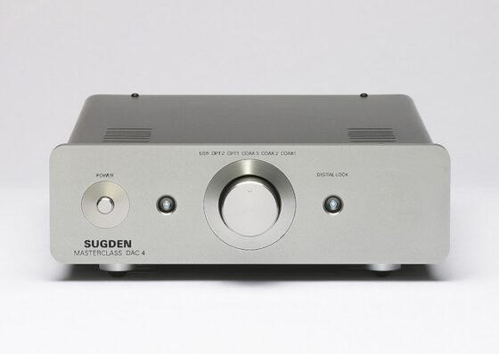 > Sugden Audio Masterclass DAC-4 24/96 Digital-to-Analogue Converter