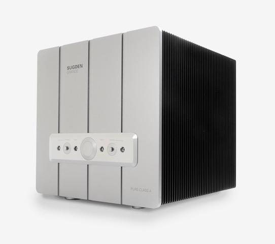 > Sugden Audio Grande Pure Class 'A' Monaural Power Amplifiers